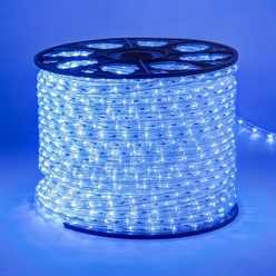 decoLED LED tube lumineux, 100m, bleu